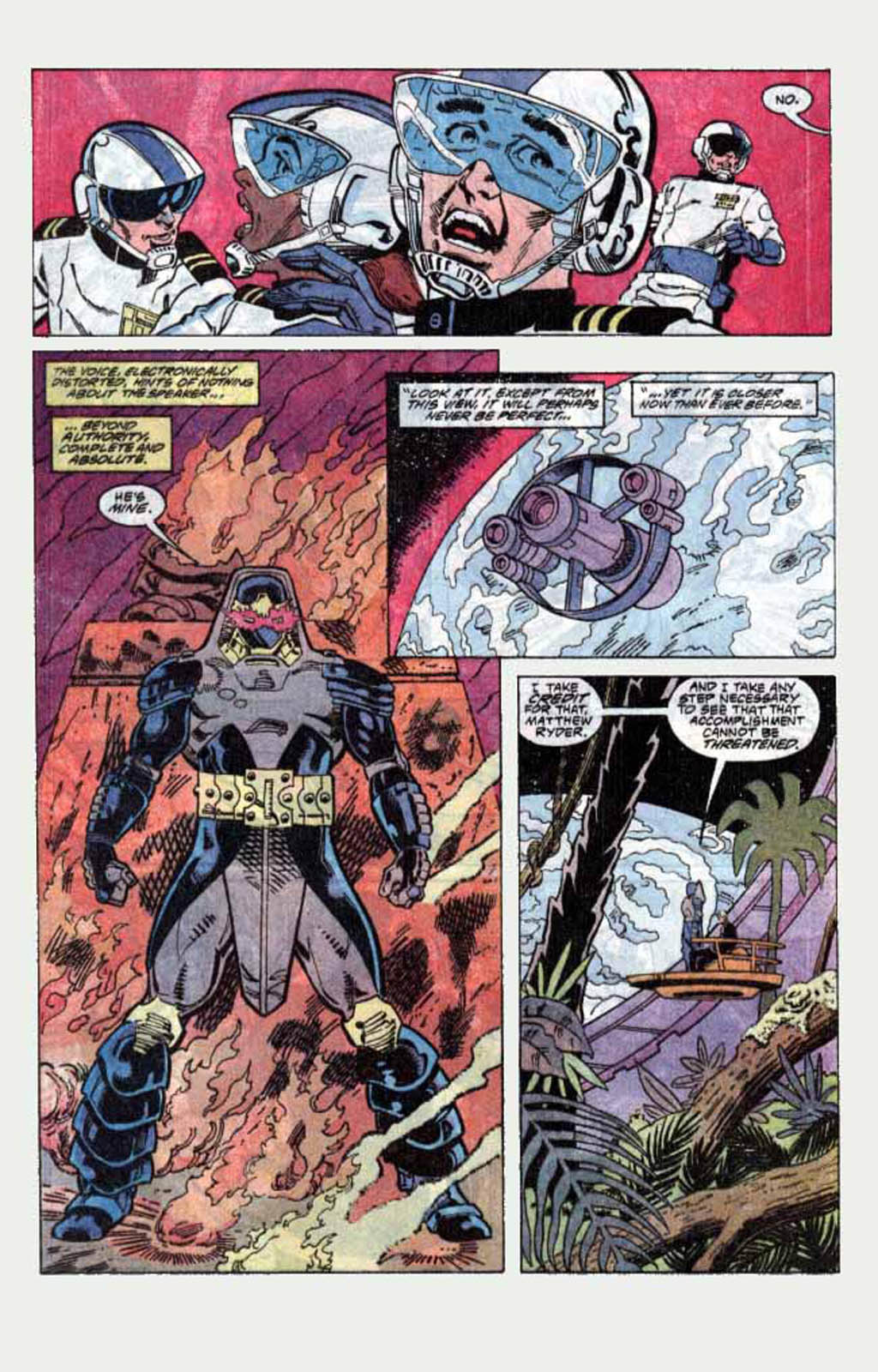 Read online Armageddon 2001 comic -  Issue #1 - 41