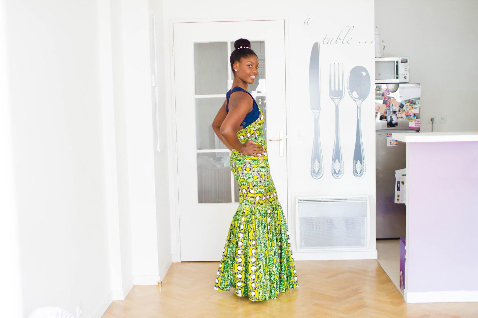 red cookie mariage et robe africaine. Black Bedroom Furniture Sets. Home Design Ideas