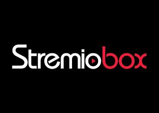 Logo Stremiobox official - NOVO APLICATIVO STREMIOBOX SHOW 3.0 26/06/2018