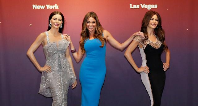 Museu de Cera Madame Tussauds em Las Vegas