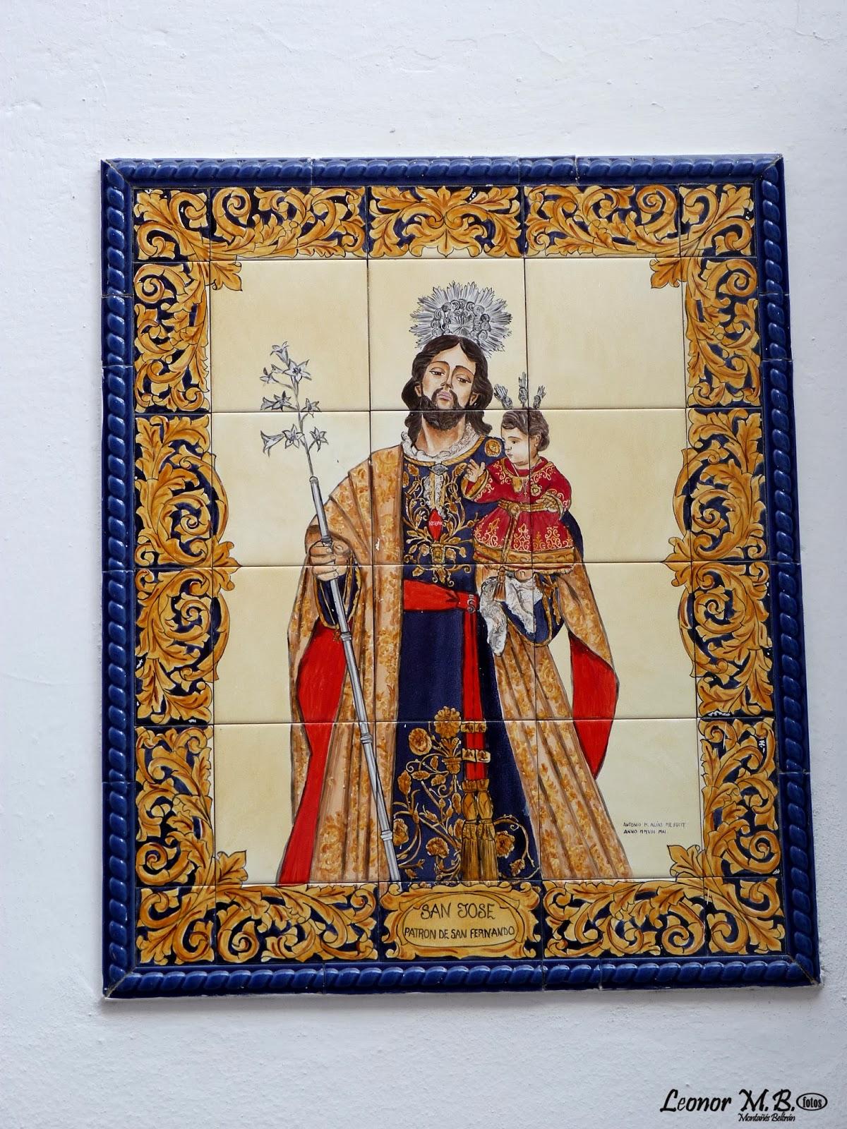 San fernando ayer y hoy y otras historias calle san for Azulejos express san cristobal casas