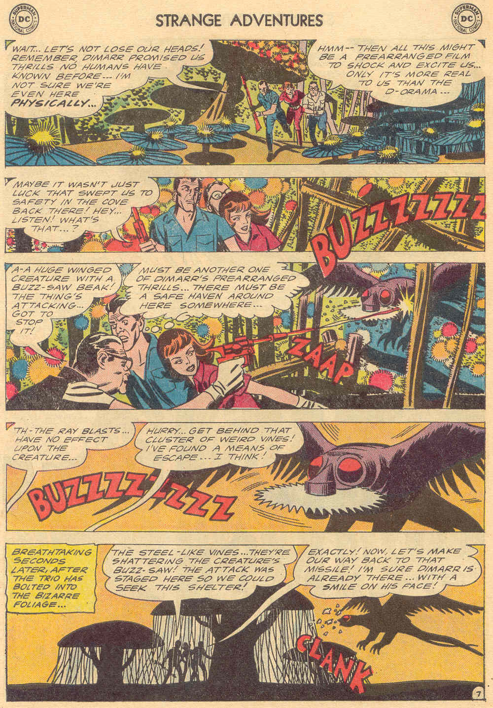 Strange Adventures (1950) issue 173 - Page 10