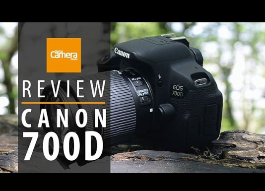 Harga dan Review Kamera CANON EOS 700D DSLR