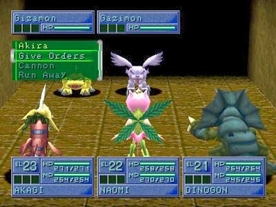 game playstation digimon
