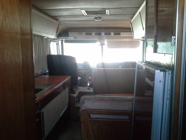 White Motor Company >> Used RVs 1968 Clark Cortez Motorhome For Sale by Owner
