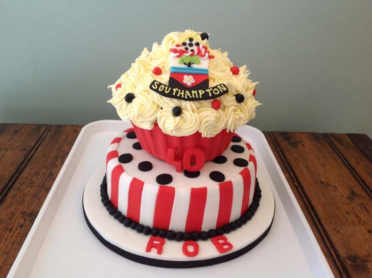 Giant Birthday Cake Cake Magazine