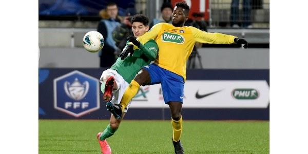 Oficial: El Saint-Étienne firma a Krasso