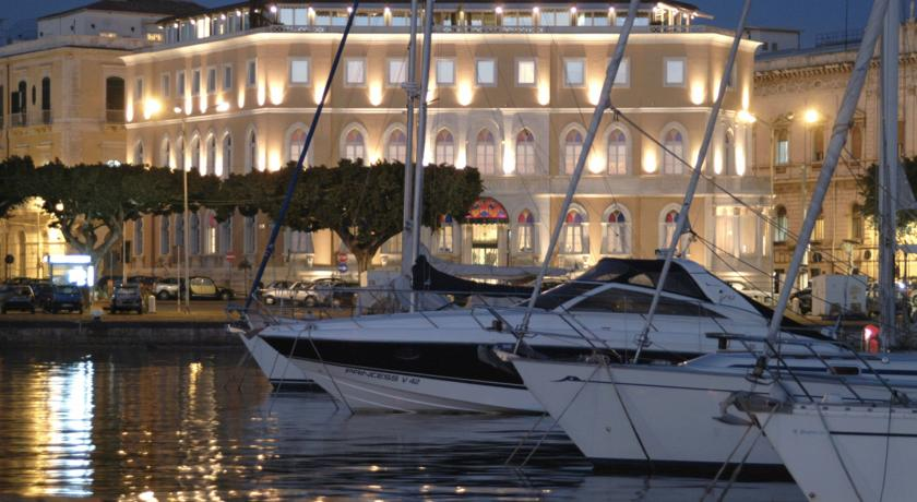 Grand Hotel Ortigia in Siracusa