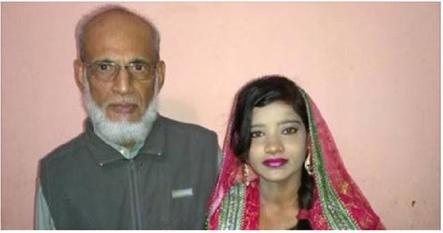 பணம் கொடுத்து, 16 வயது இந்திய சிறுமியை மணமுடித்த 65 வயது இஸ்லாமியர்