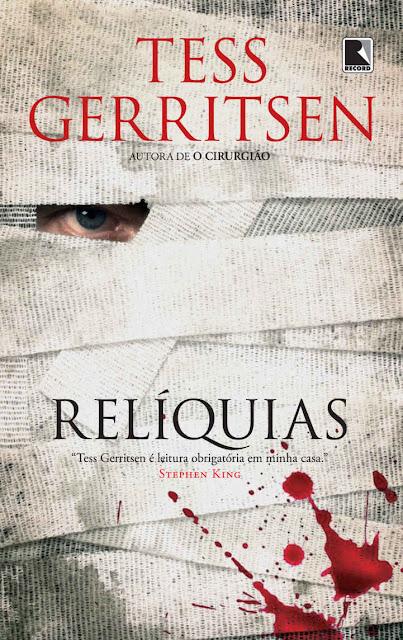 Relíquias Tess Gerritsen