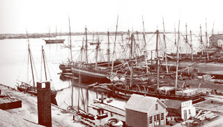 New Bedford, old harbor