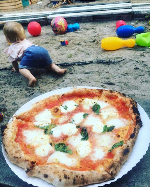 Gdzie zjeść dobrą pizzę z dzieckiem?