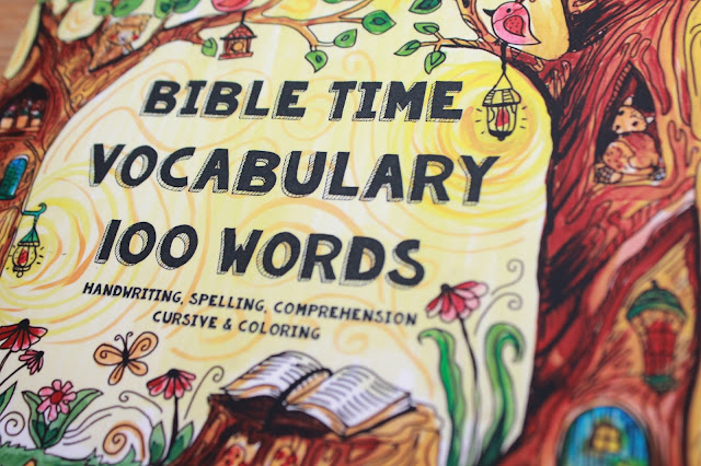 The Thinking Tree Bible Time Vocabulary 100 Words