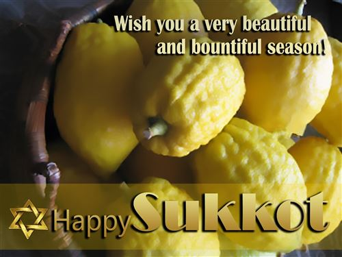 Best Meaningful Greeting For Sukkot
