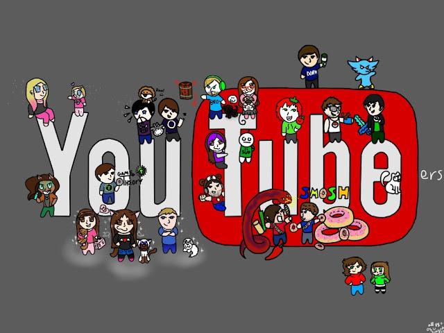 Buat Kamu Para Youtuber Indonesia!