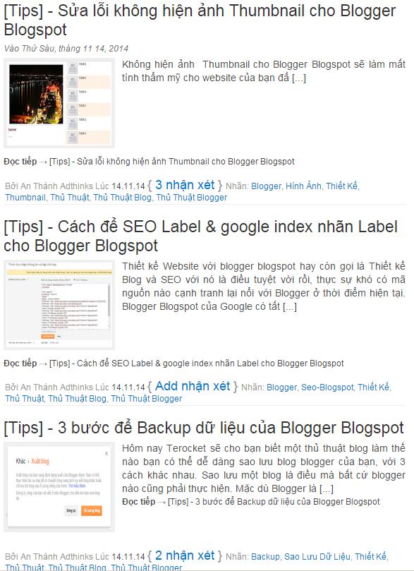 Máy chủ Blogger có thể đang bị lỗi, cần sao lưu backup dữ liệu ngay