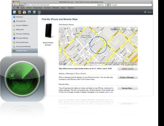 """Mereset passcode dengan menggunakan """"Find my iPhone"""""""