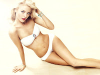 martha hunt lindex sexy bikini models photo shoot