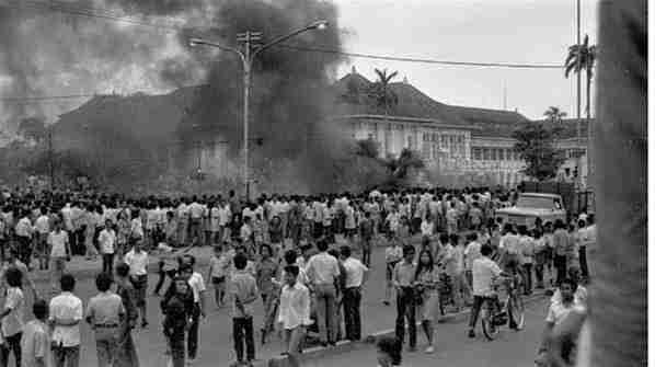 Demo Malari 1974