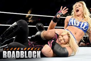 Diva's NXT Charlotte Flair Natalya Hart Championship Match 2016