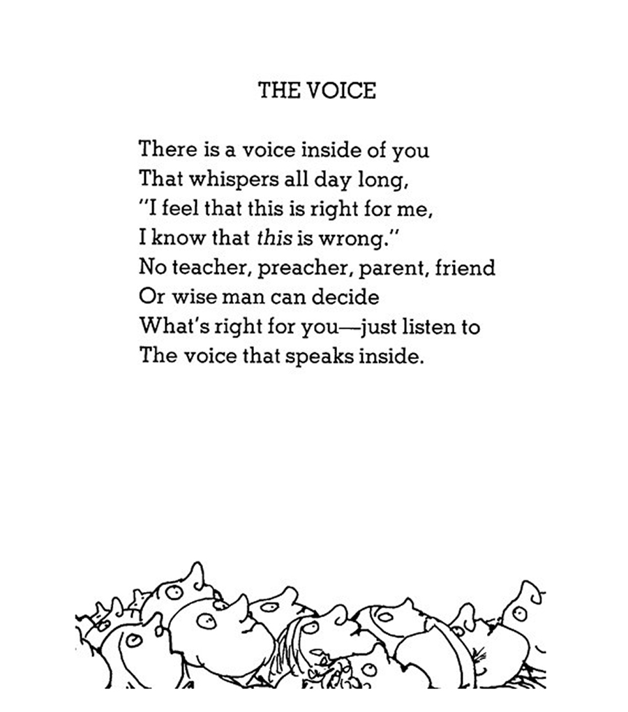 cophilosophy philosophy and shel silverstein part 2. Black Bedroom Furniture Sets. Home Design Ideas
