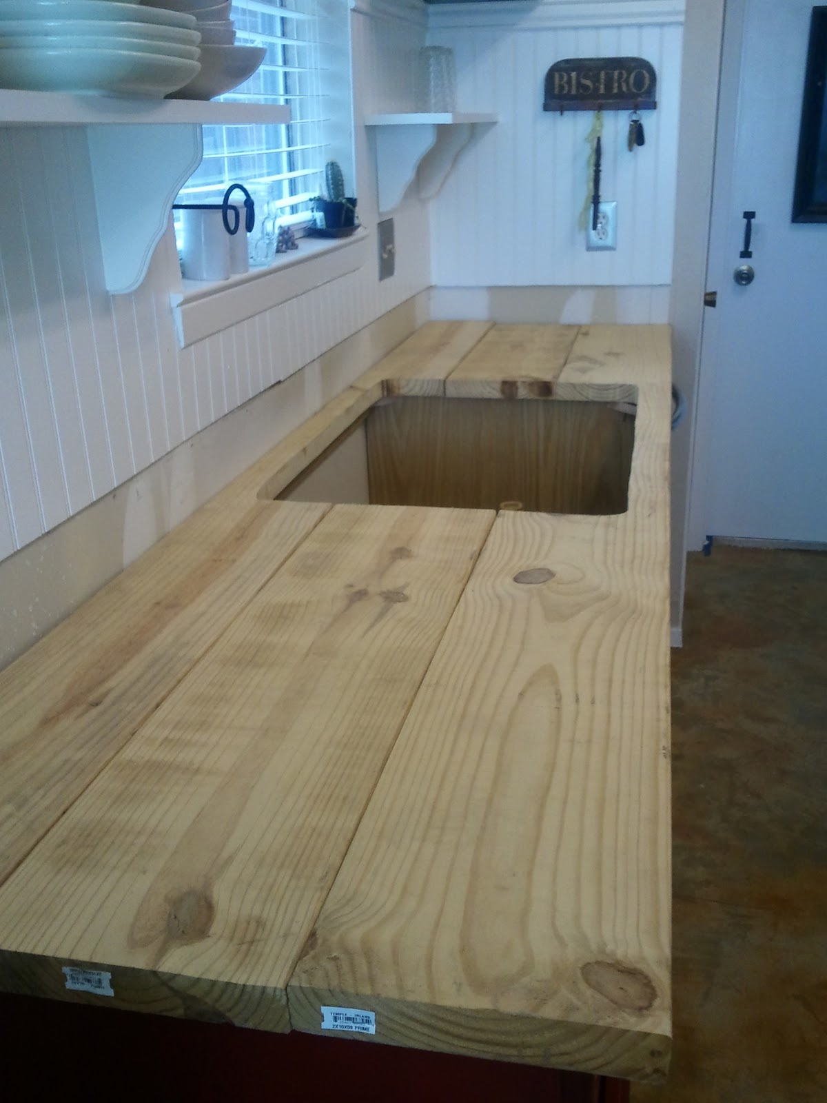 15 Awesome Diy Wood Countertops Style Decorating Ideas Counter Top And Barn