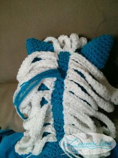 L'accroche laine - Cheval