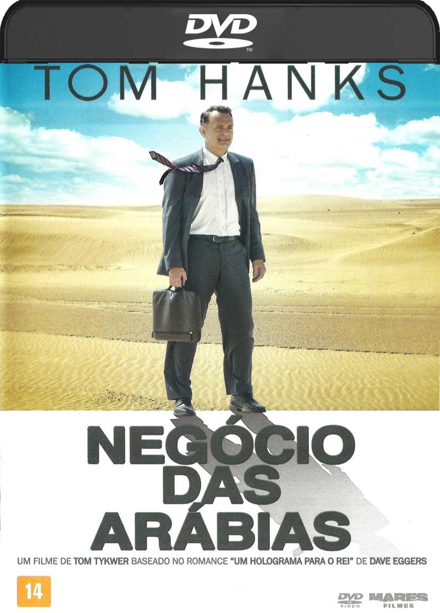 Negócio das Arábias (2016) DVD-R Oficial