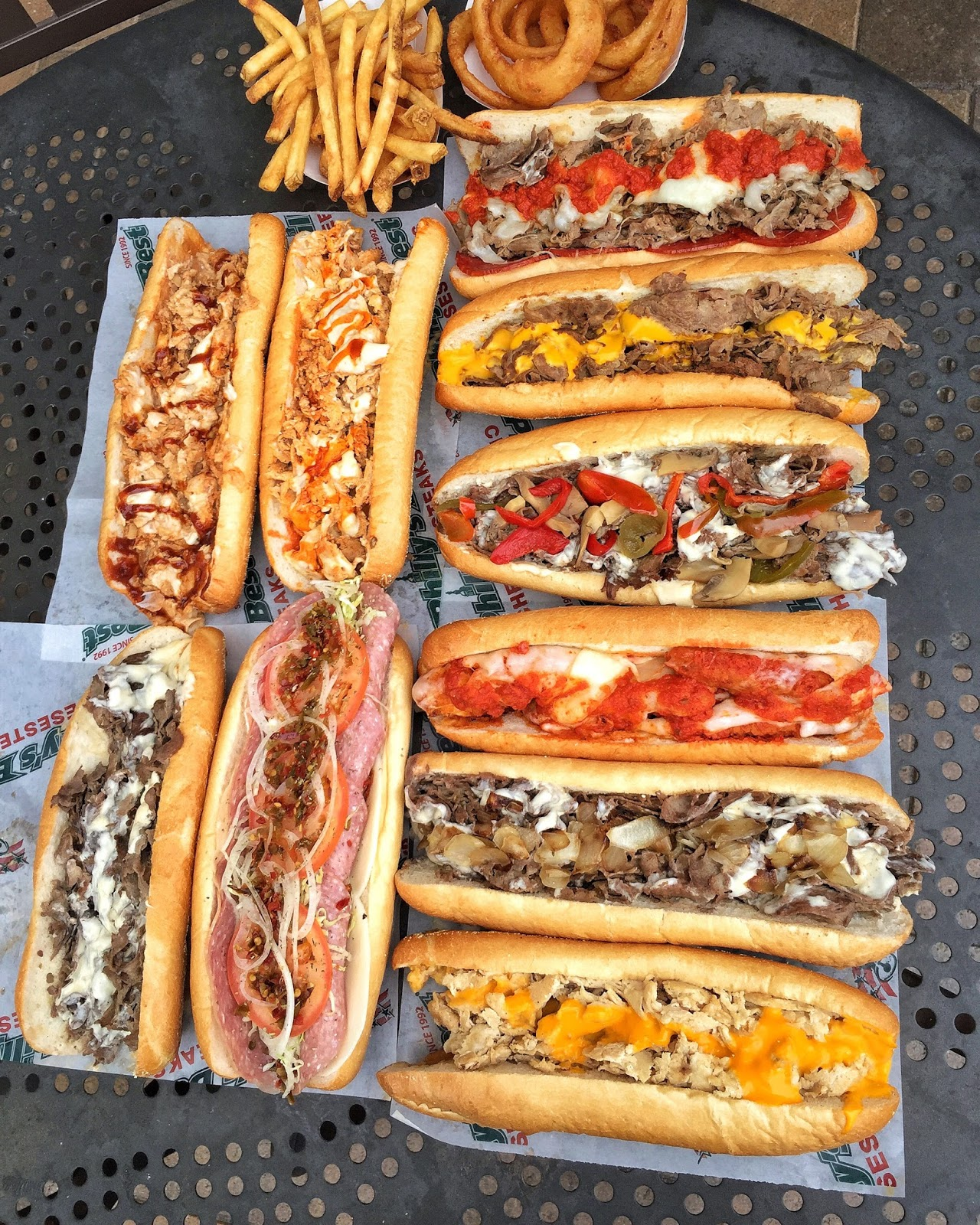 Mar. 24 | Philly's Best Offers Cheese Steaks For Just $5.99 All Day!