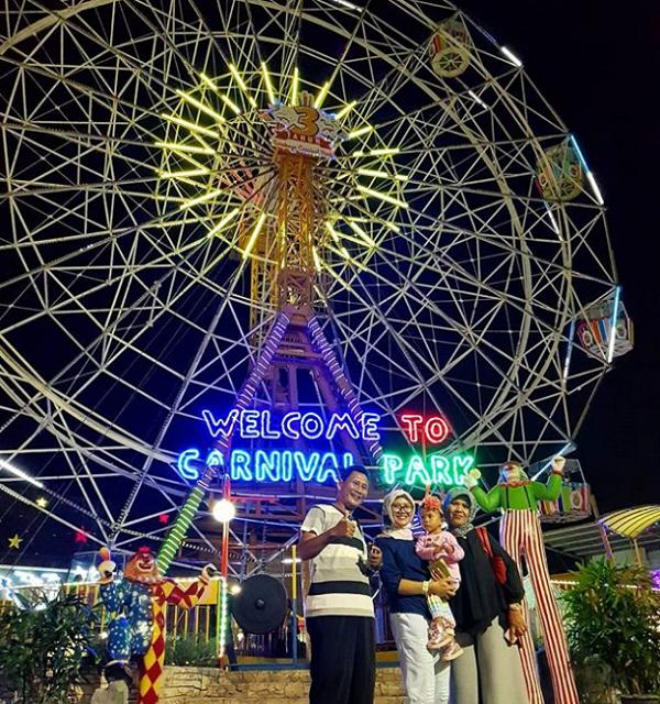 tempat wisata di Surabaya Suroboyo Carnival Park