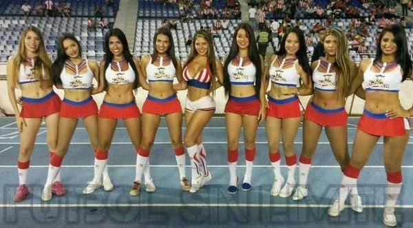 Resultado de imagem para chicas junior colombia