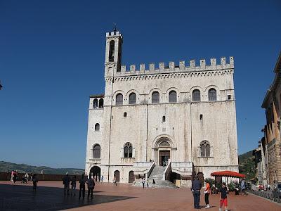 Gubbio Palazzo Consoli