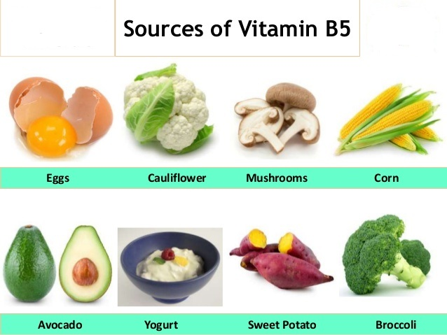 What Foods Are Good For Vitamin B Deficiency