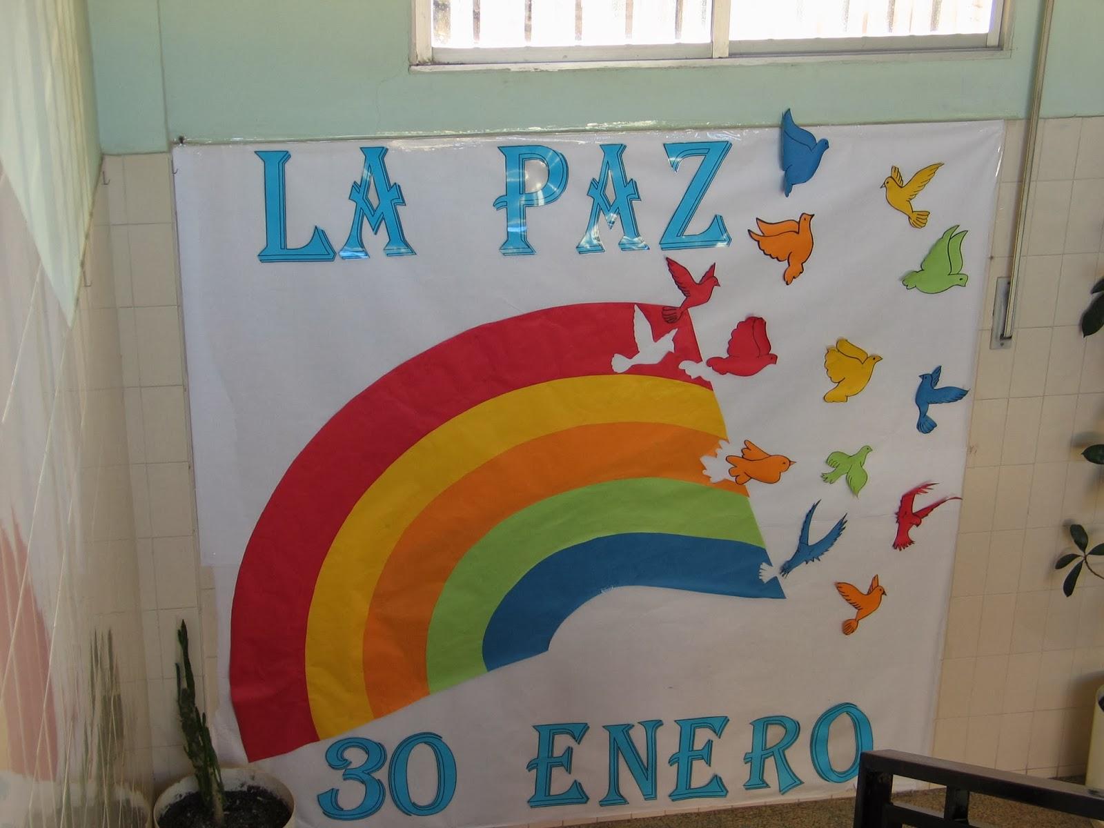 Rincón De Infantil Día De La Paz: EL RINCÓN DEL COLE: DIA DE LA PAZ