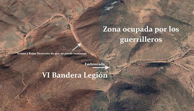 Mapa elaborado por F. Antolín Hernández Salguero.