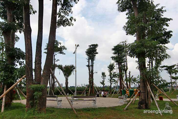 wifi gratis taman kota ria rio jakarta