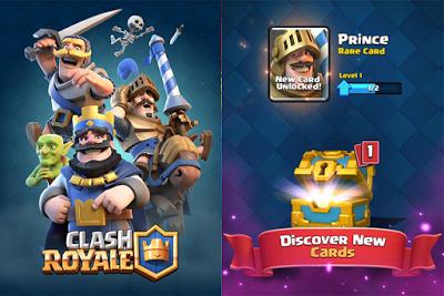 Clash Royale Mod Apk v1.8.1 Full version