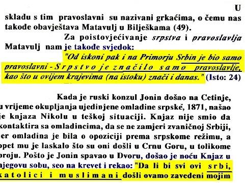 Montenegrin writing