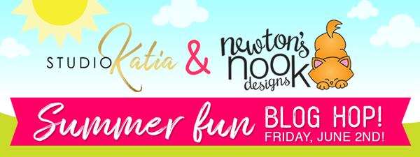 Newton's Nook Designs and Studio Katia Blog Hop
