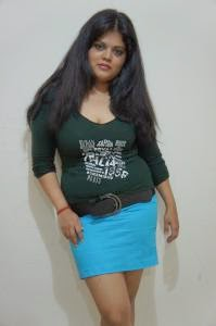 nice lady from india