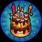 Aniversario Habbo 18 Años 2018
