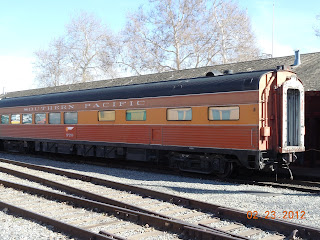 southern pacific rail car