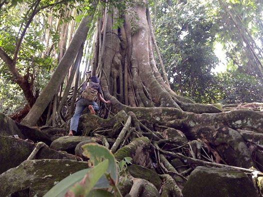 Situs Citembong Agung Girang Desa Ganeas Sumedang