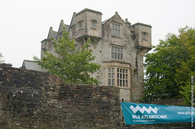 Castillo de Donegal Town Irlanda
