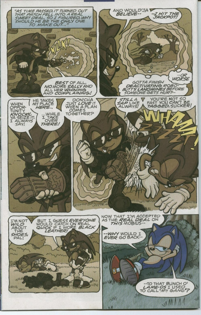 Read online Sonic The Hedgehog comic -  Issue #150 - 14