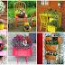 DIY ιδέες με γλάστρες από παλιά έπιπλα που θα σας καταπλήξουν με τη λάμψη τους