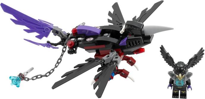 Moje Klocki Lego Lego Chima Kruki Cz1
