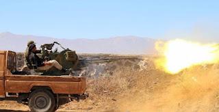 Allahu Akbar! Pejuang Suriah Berhasil Gagalkan Serangan Rezim, Bunuh 30 Tentara Asad