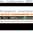 FIPS Compliance - Part II. IBMJCEFIPS not found for IBMSecureRandom