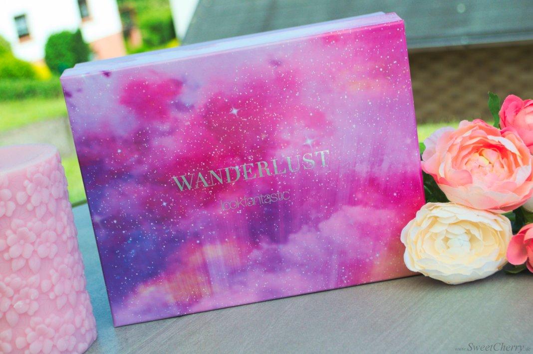 Lookfantastic Beauty Box Juni 2017 - the Wanderlust Edition